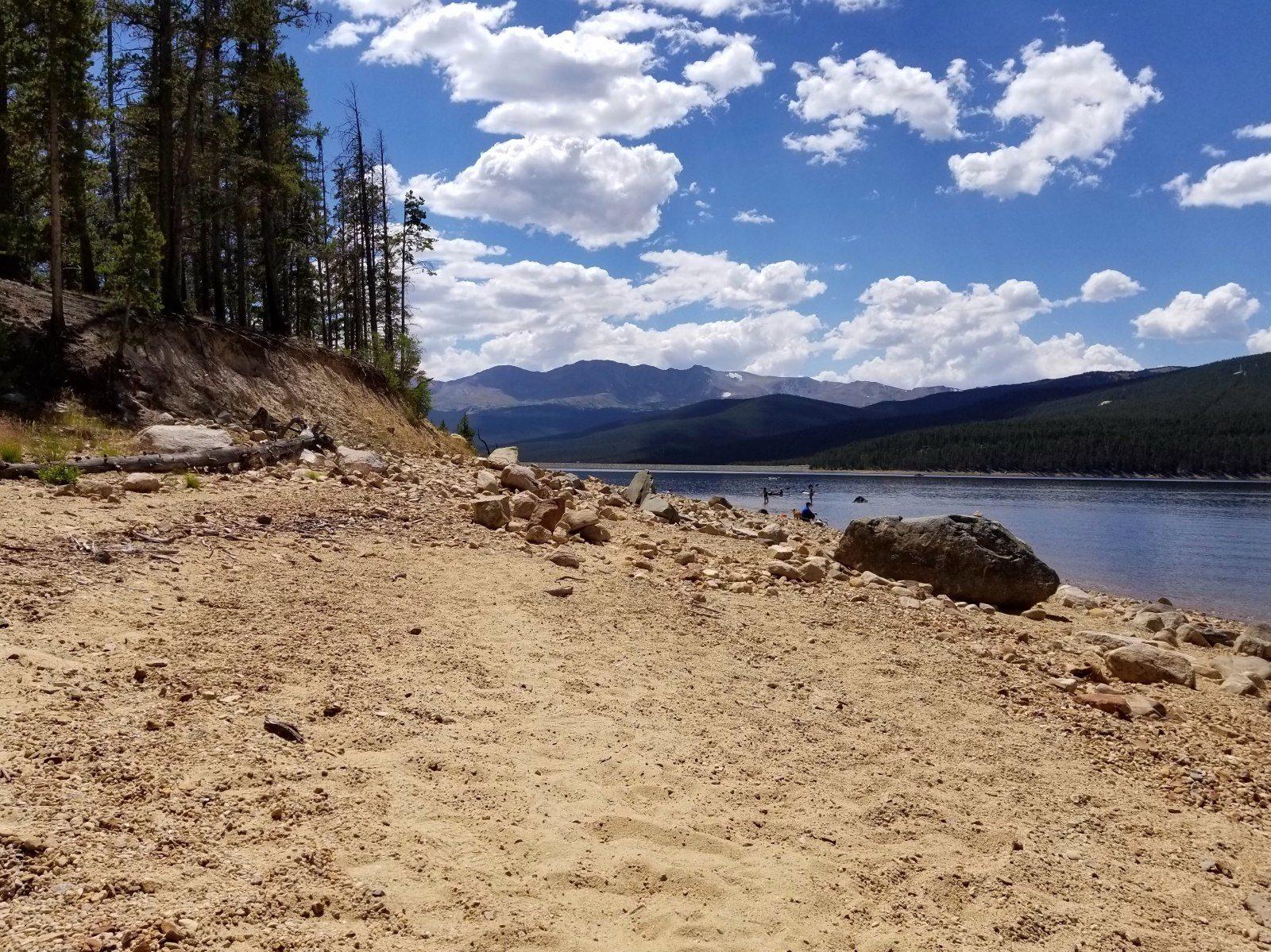 Turquoise Lake CO Views