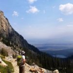 Grand Teton National Park Garnet Canyon Best Hike