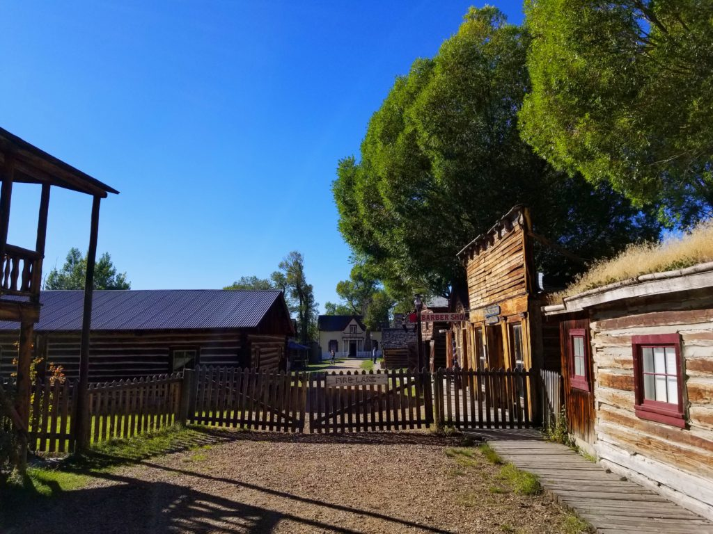 Nevada City, home of a well preserved ghost town and museum.