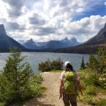 Exploring Saint Mary Lake in Glacier National Park