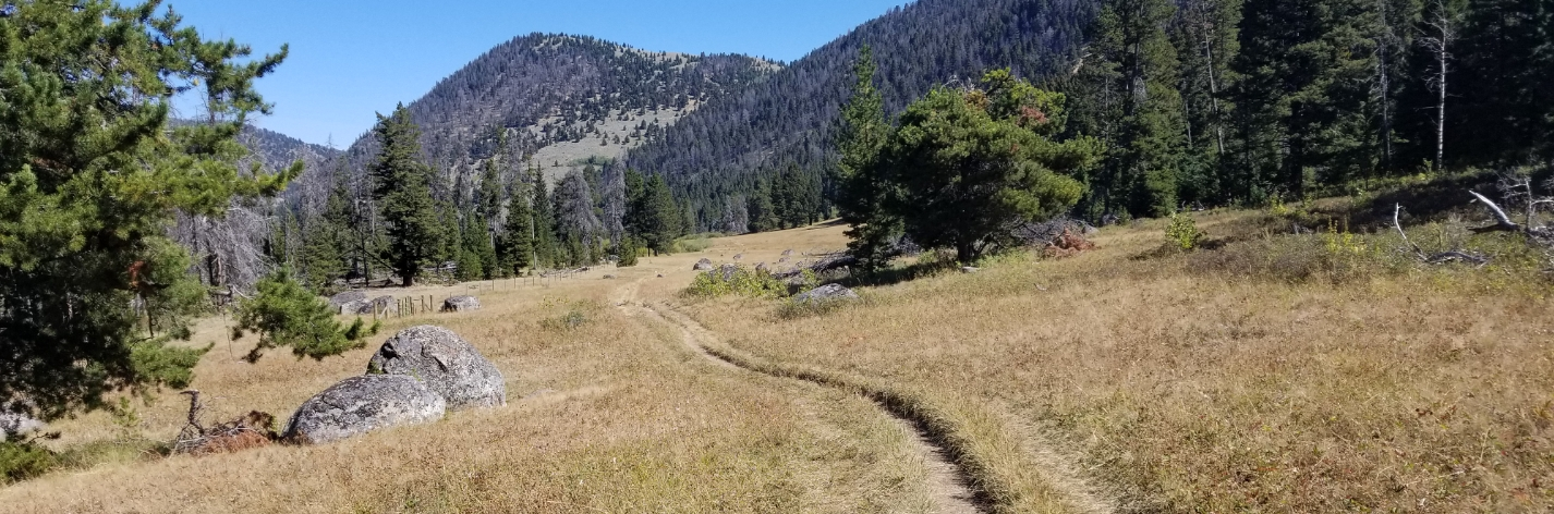 Potosi Hot Spring Trail