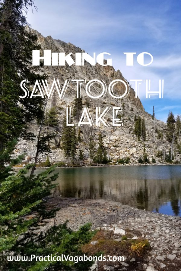 Read about the Sawtooth Lake hike in beautiful Idaho from the Practical Vagabonds!