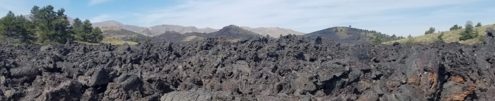 Don't pass up an opportunity to explore the lava fields at Craters of the Moon National Monument