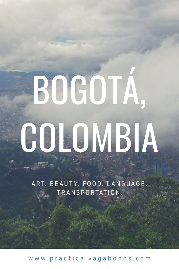 Get to Know Bogota Colombia. Pin this.