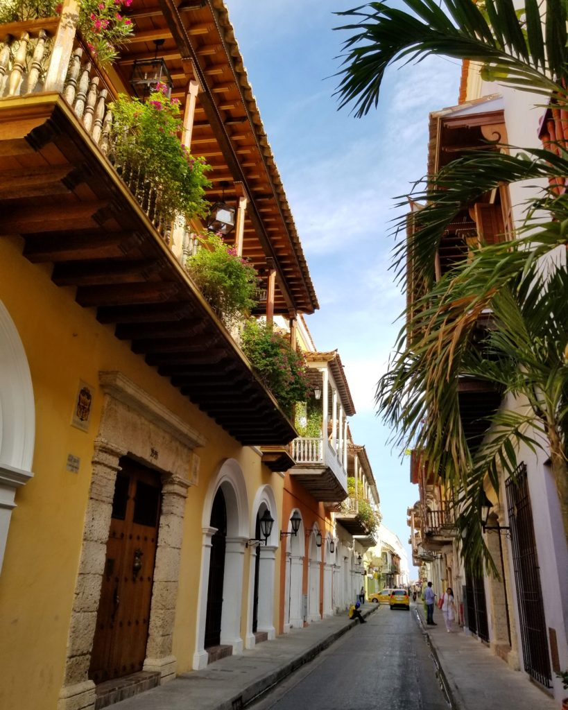 Cartagena on a backpackers budget is possible!