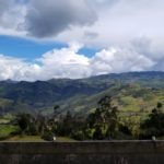 The view from the bus ride to San Gil from Bogota