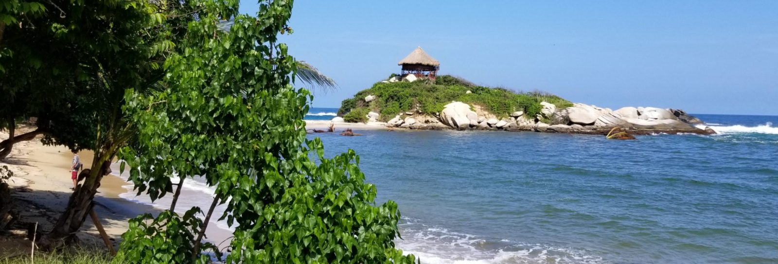 Cabo San Juan at Tayrona National Park