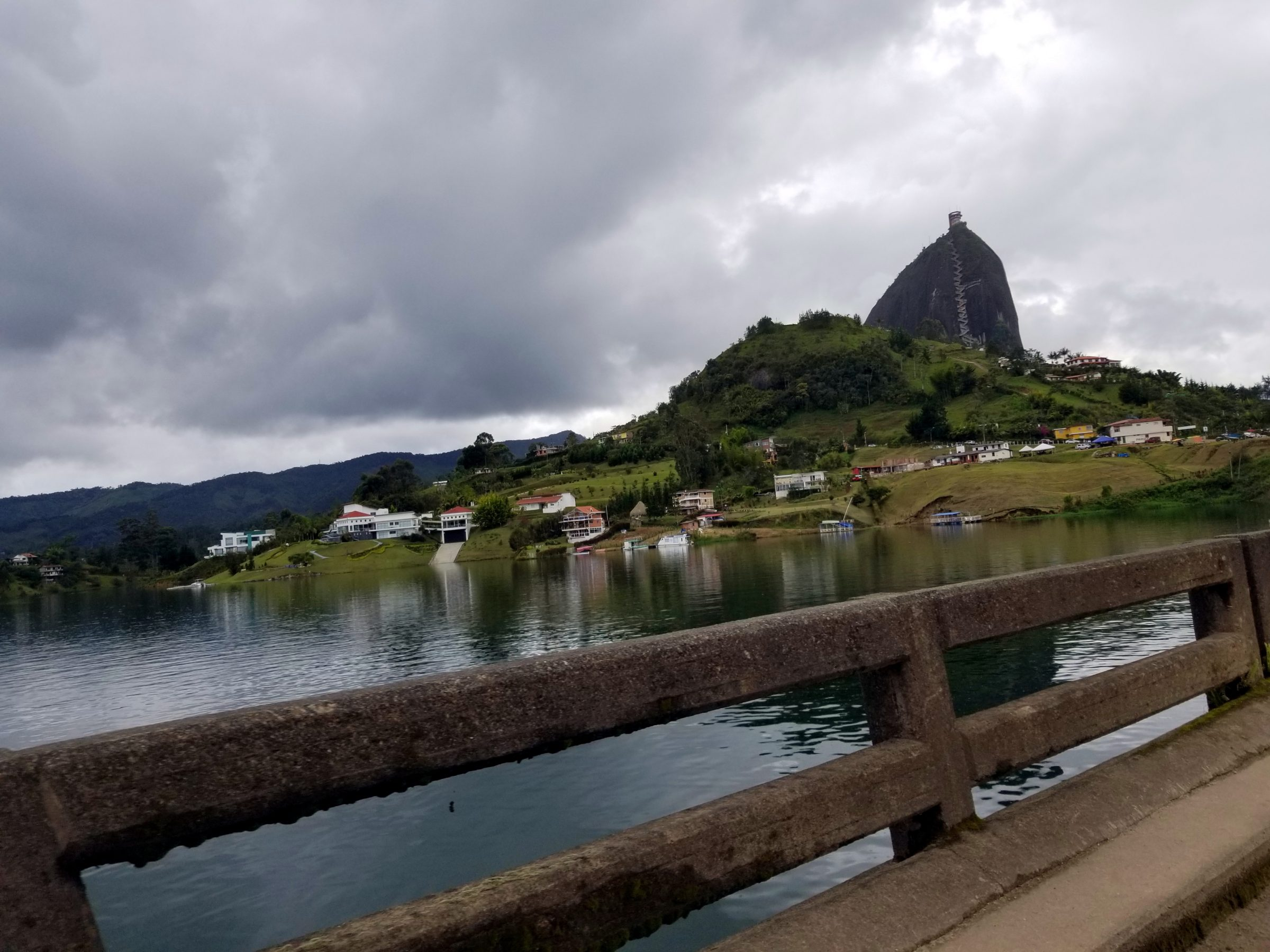 Goodbye Guatape! Onward to Salento ...