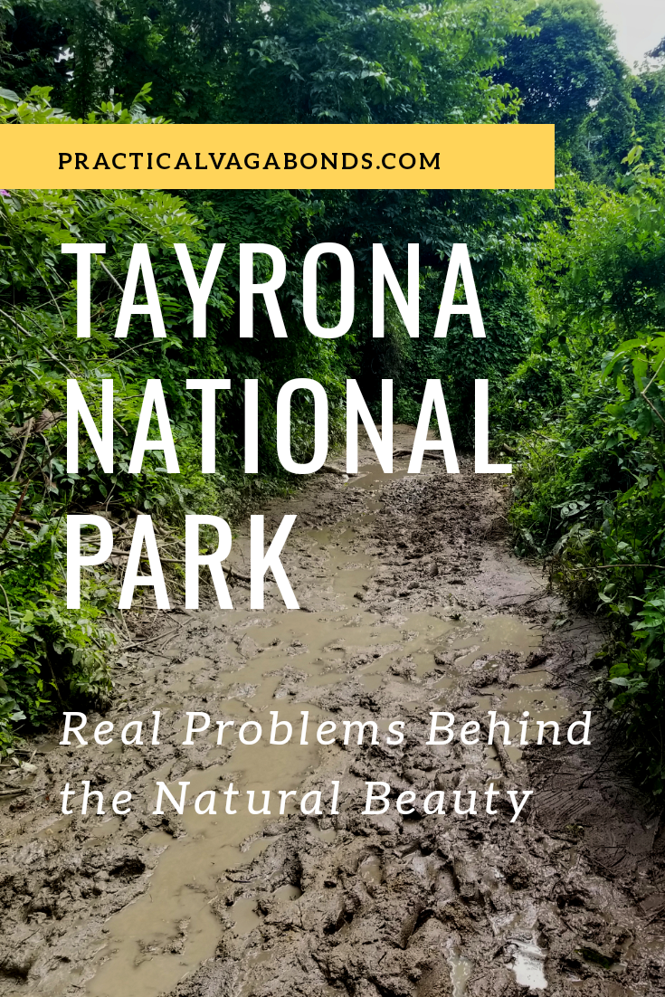 Finally! A blog article to help you set proper expectations about what to expect at Tayrona National Park. #Tayrona #Colombia #Colombiatravel #southamericatravel #nationalparks