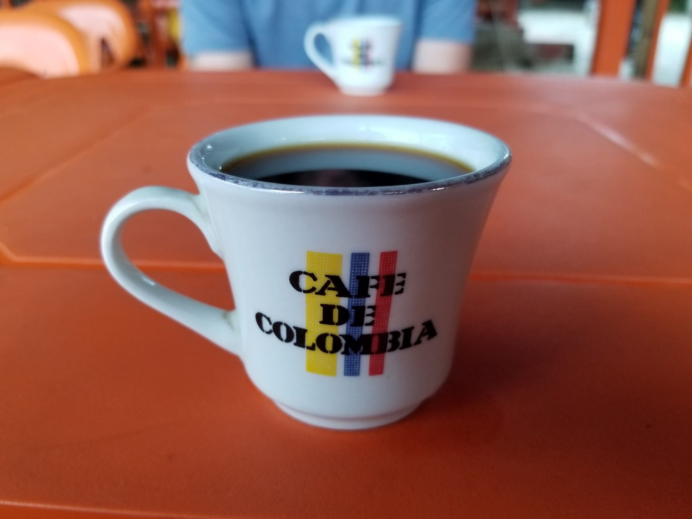 Enjoy single-origin Colombian coffee at the finca itself!