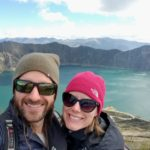 We made it to the Quilotoa crater!
