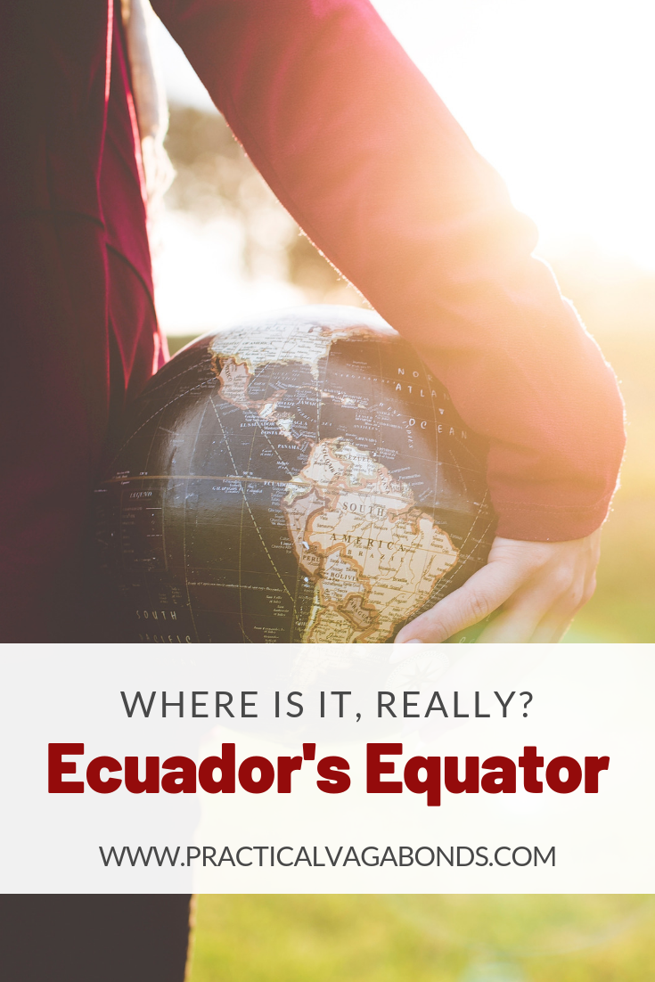 So you want to visit Ecuador's equator! But where do you go ? Where is the equator REALLY? #ecuadorequator #intinanmuseum #mitaddelmundo