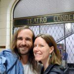 Insomnia Cine in Historic Teatro Condell