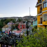 Valparaiso's colorful buildings and hills