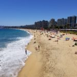 Beaches of Vina del Mar