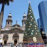Santiago town square