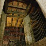 Personal family wine cellar at Vina Cousino Macul.